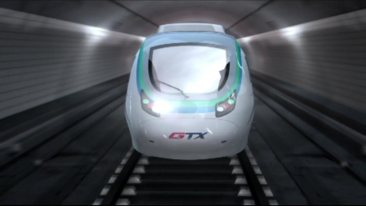 송도∼서울역∼남양주 'GTX-B' 예타 통과...2022년말 착공에 총력