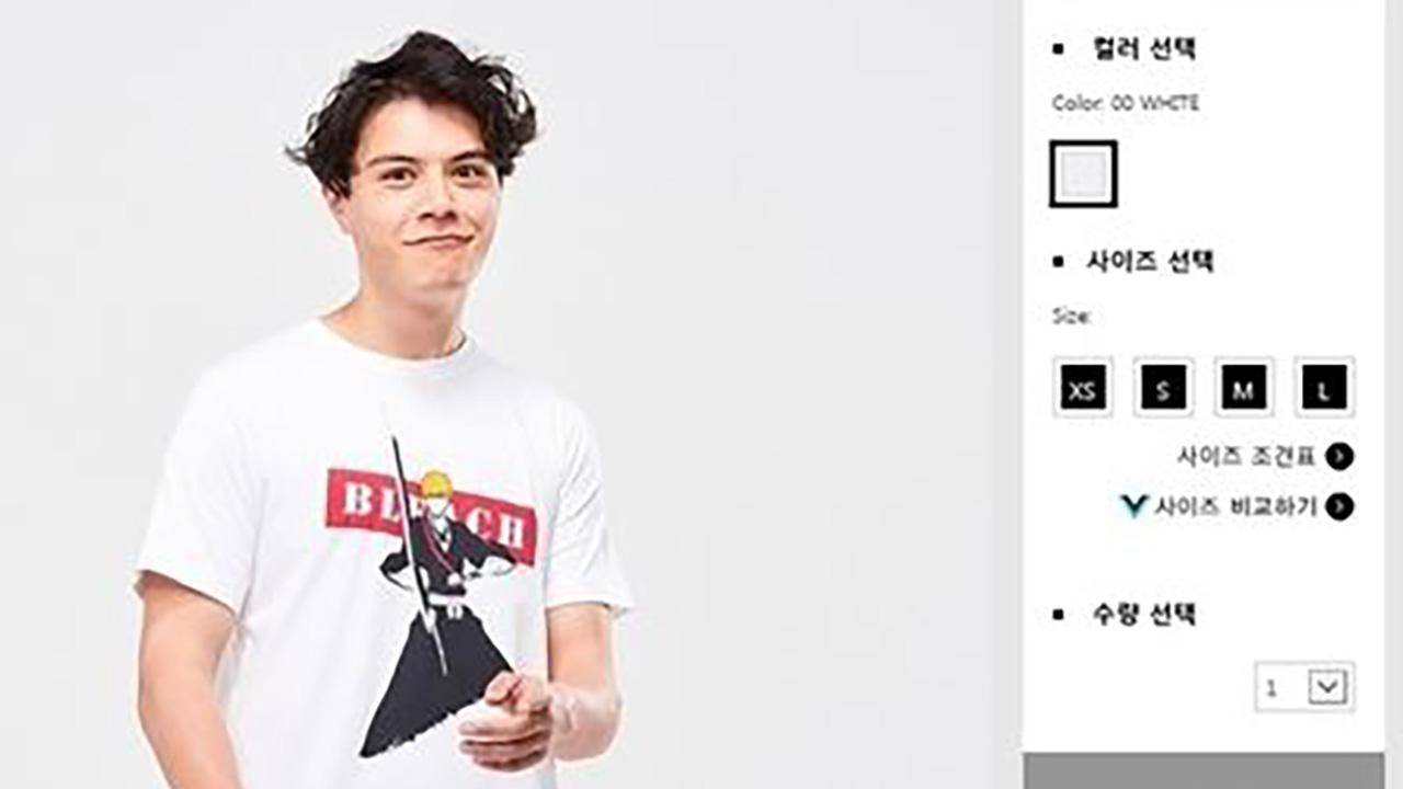 유니클로, 日 혐한 작가 캐릭터 티셔츠 판매했다가 중단