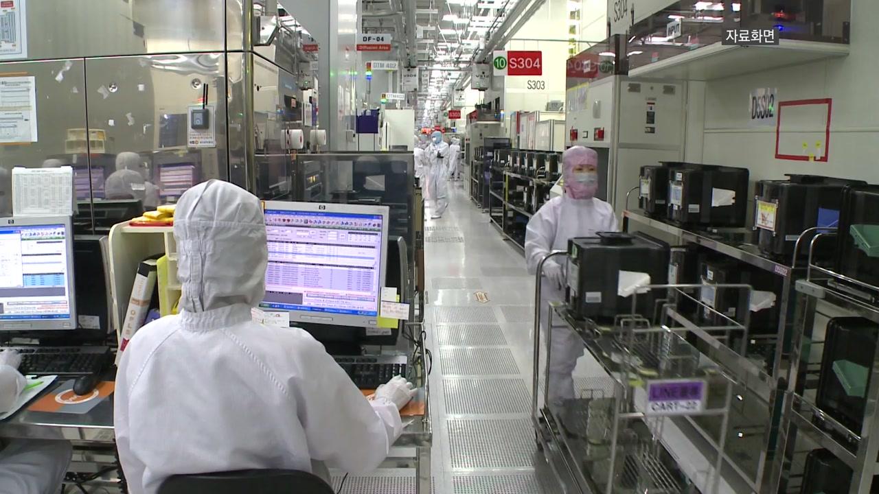 일본산 포토레지스트 수출 규제 후 첫 반입
