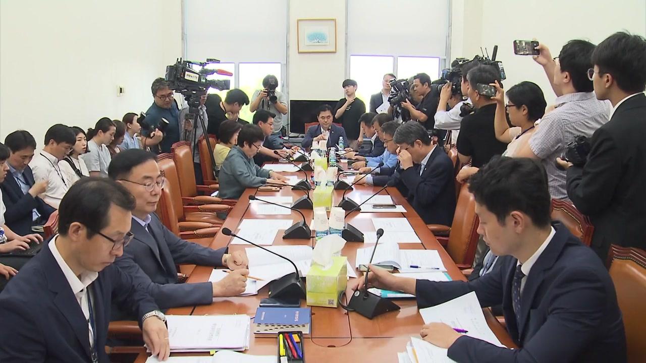 선거법 개정 또 미루나?...정개특위 두 달 연장하고도 '충돌'