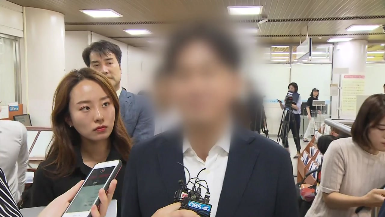"""'故 장자연 추행 혐의' 전직 기자 1심서 무죄...""""의심 들지만 증명 안 돼"""""""
