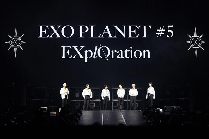 엑소, 필리핀 콘서트 성료…마닐라도 사로잡은 '공연 끝판왕'