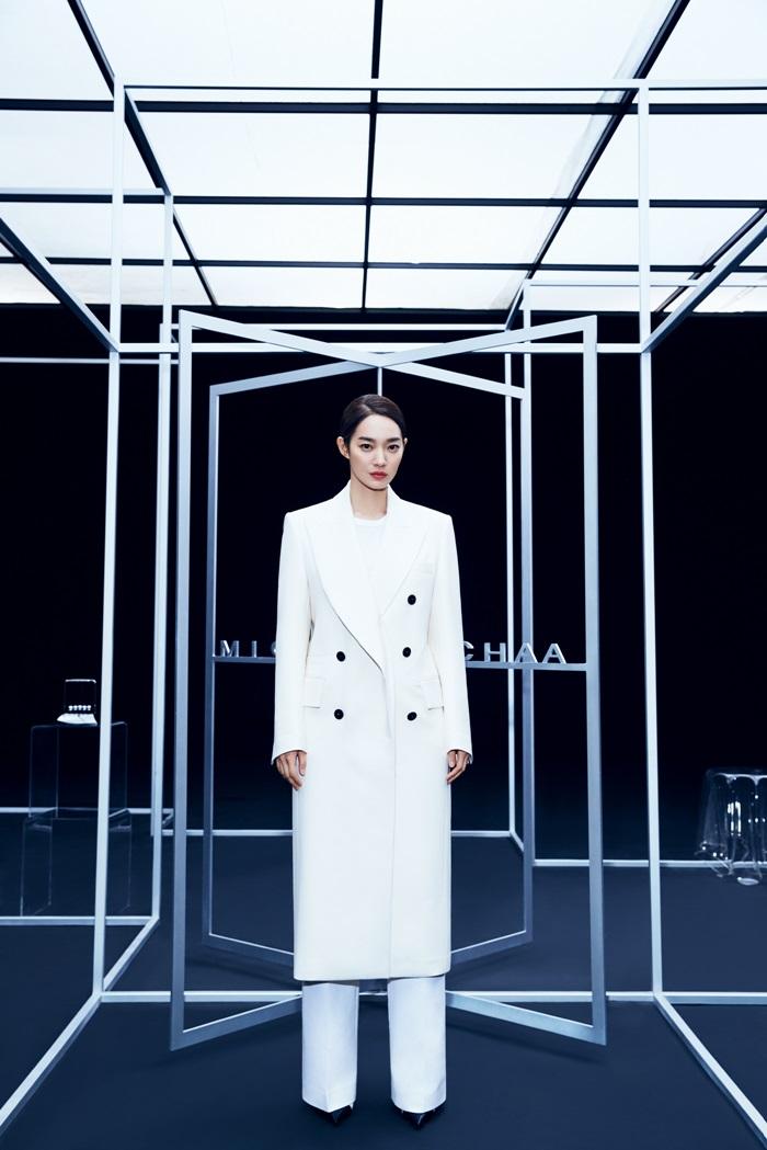 [Y패션] 신민아X미샤, 캡슐 컬렉션 캠페인 필름 공개…시크+카리스마
