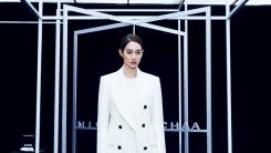 신민아X미샤, 캡슐 컬렉션 캠페인 필름 공개…시크+카리스마