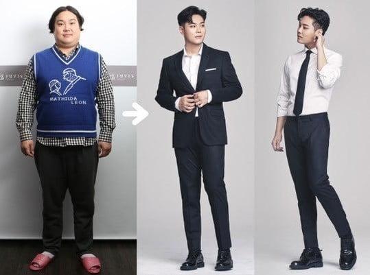 """유재환 """"32kg 감량하니...늘 보던 방송국 직원도 못 알아봤죠"""""""