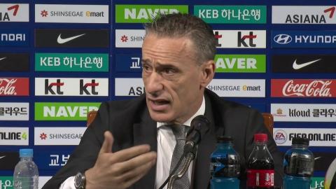 김신욱 첫 발탁...벤투호 월드컵 예선 명단 발표
