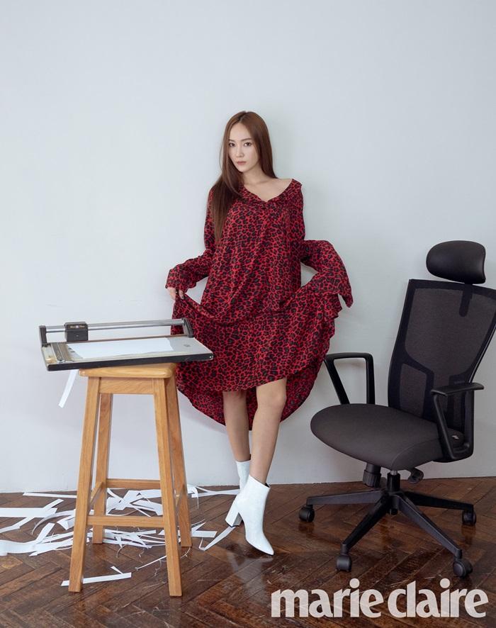 [Y패션] 제시카, 냉미녀의 무한 매력…레오파드 룩도 완벽소화