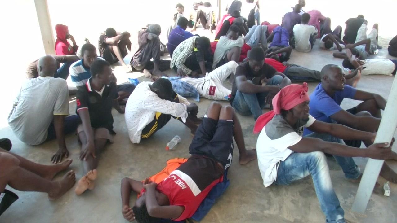 """UN """"리비아 이주선 난파...40명 사망·실종"""""""