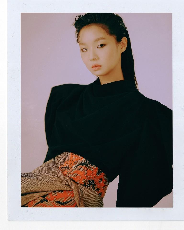 신인 모델 박채연, 성숙한 매력 가감없이 뽐내