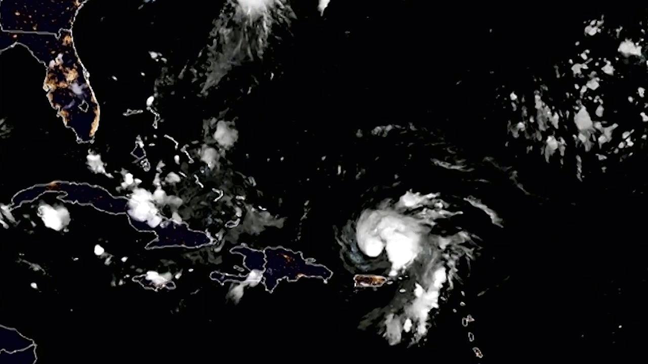 '도리안' 북상...푸에르토리코·美 플로리다 비상