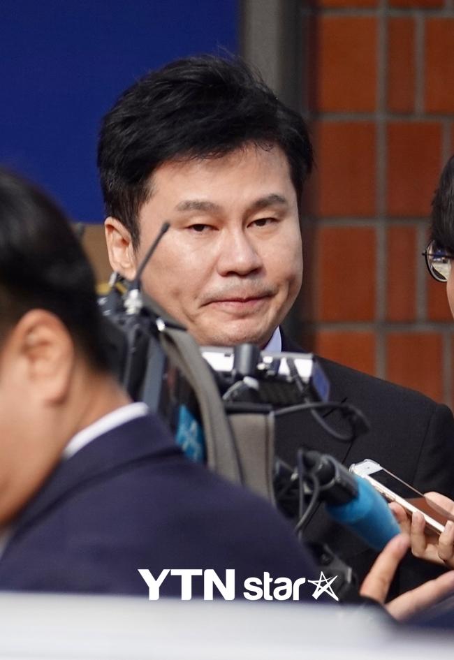 """경찰 """"양현석, '성매매 알선' 공소시효 임박…곧 송치"""""""