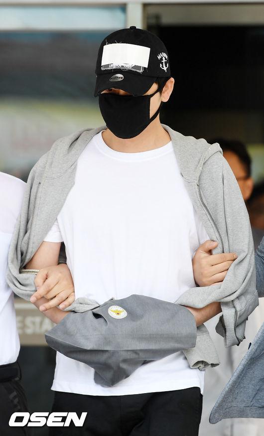 """'성폭행 혐의' 강지환 """"잘못 인정...깊이 반성하고 있다"""""""