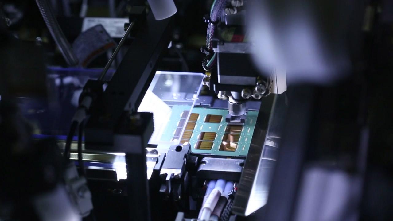 삼성전자, 반도체 공정에 국산 불화수소 투입