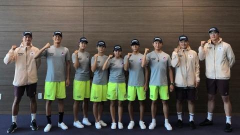 국가대표서핑선수단, ISA월드서핑게임 출사표...오늘(5일) 출국