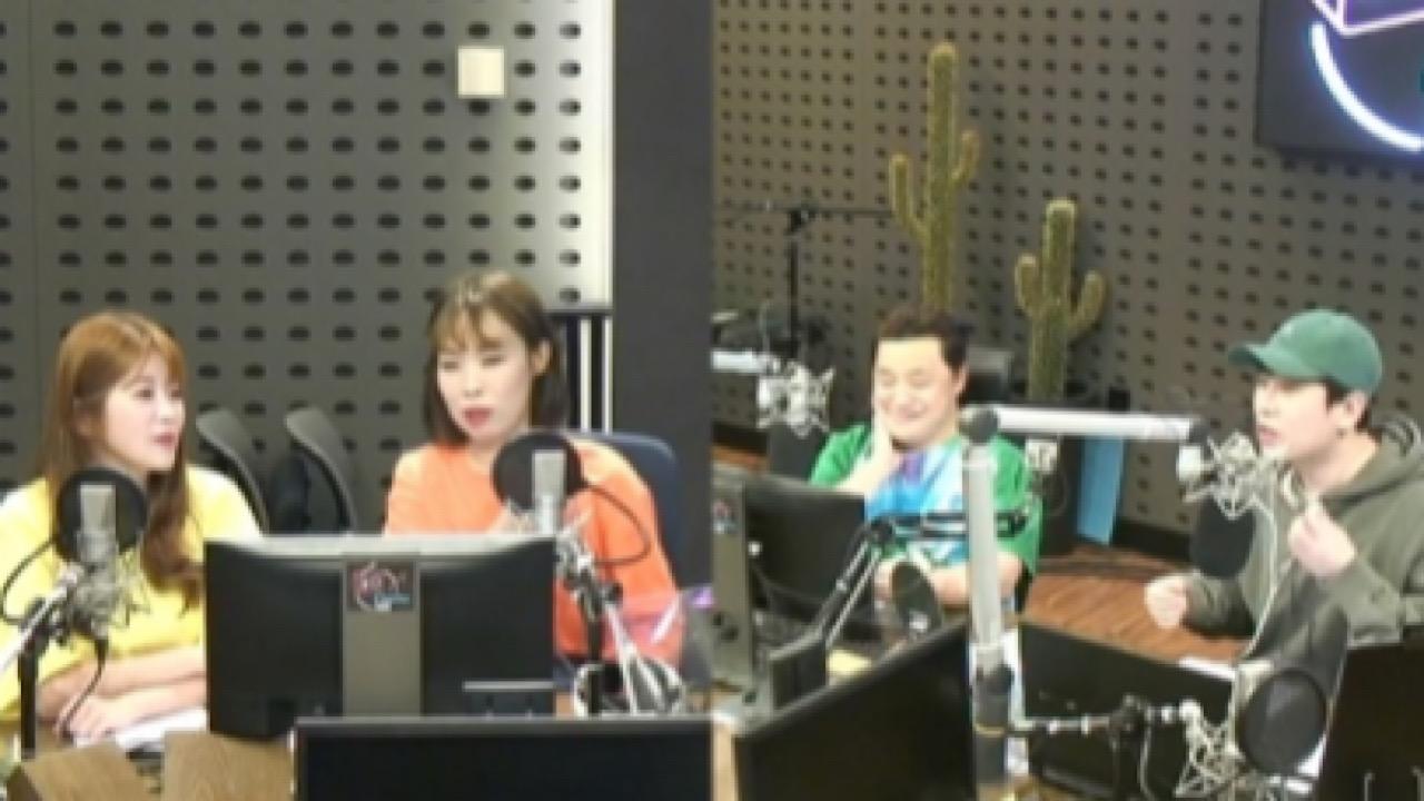 """'미라' 윤정수, 오나미에 """"허경환한테 아직 미련 있어 보여"""" 솔직입담"""