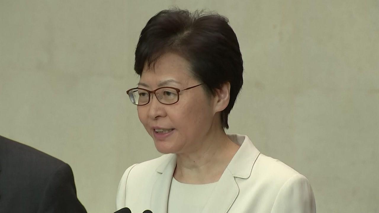 """""""5대 요구 전면 수용하라""""...홍콩시위 주말 고비"""
