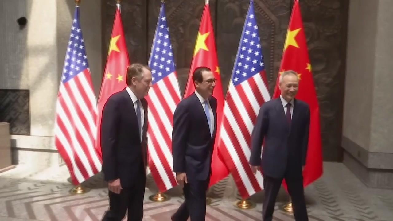 """미중 다음달 고위급 협상 재개...트럼프 """"화웨이는 협상대상 아냐"""""""