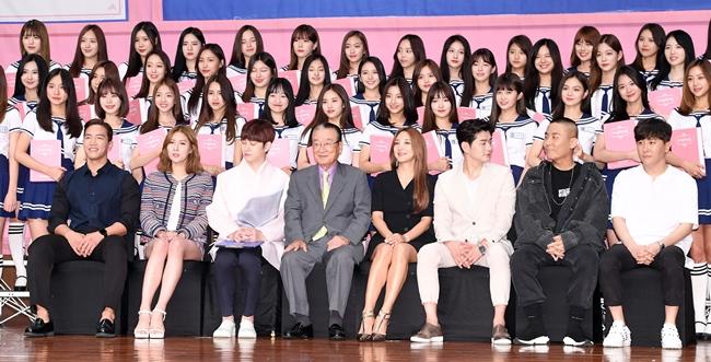 '아이돌학교' 진상규명위, 오늘(6일) 제작진 상대 고소장 접수