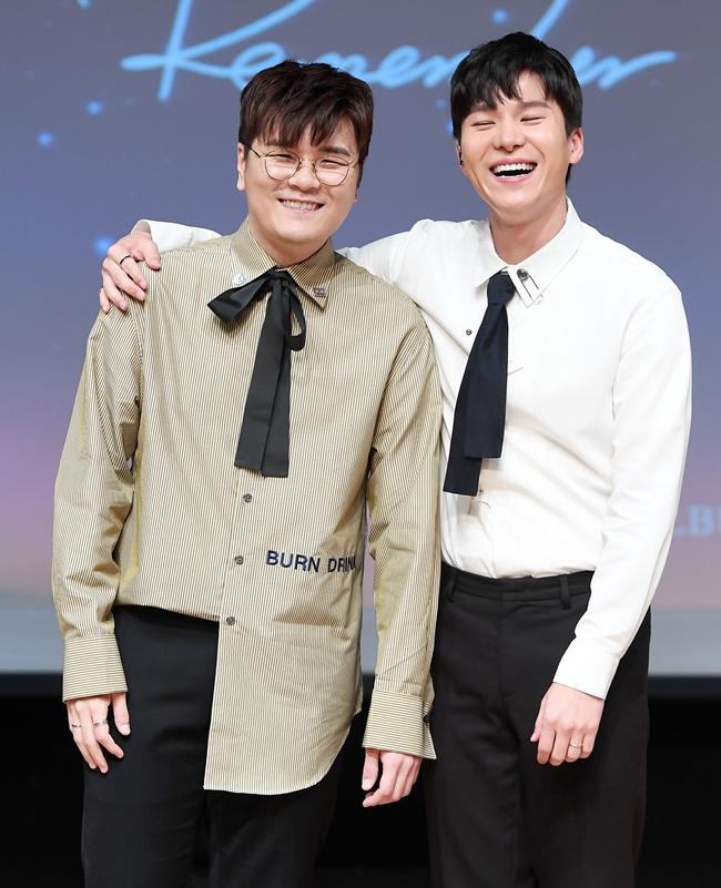 포맨 신용재·김원주, 메이저나인과 전속계약 종료