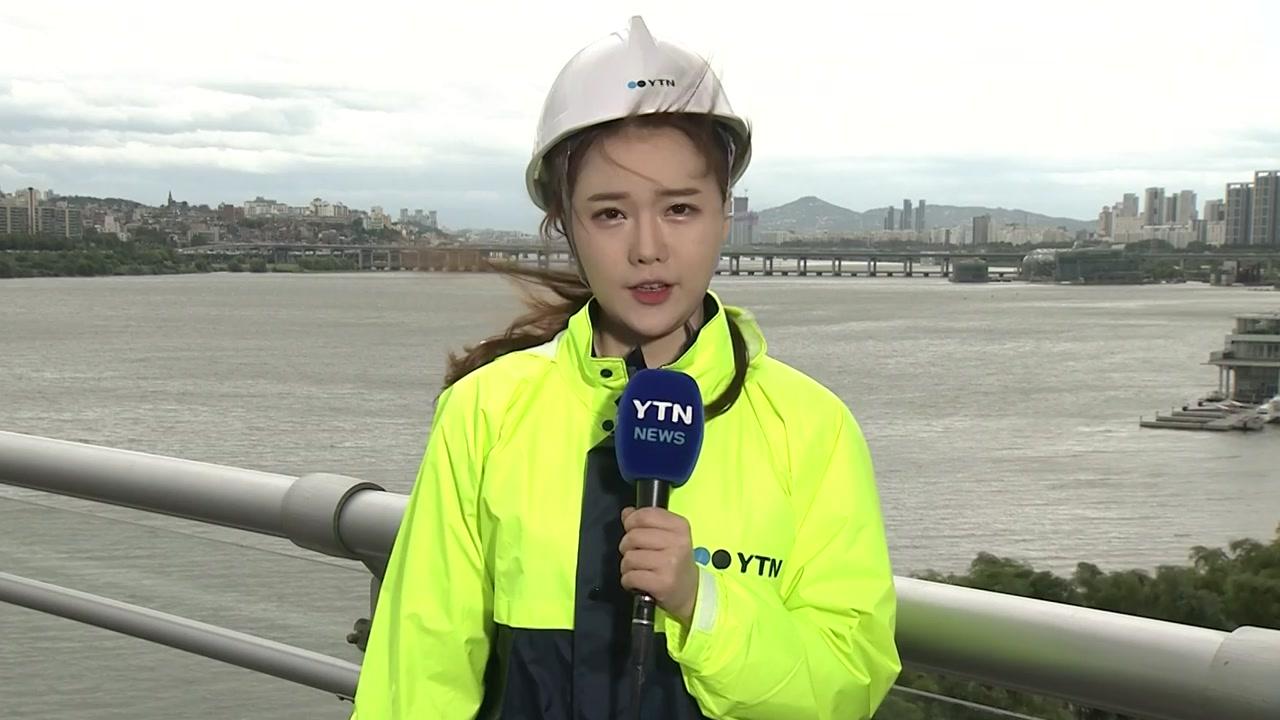[태풍 위치] 서울도 '태풍경보'...수도권 초근접 시간은?