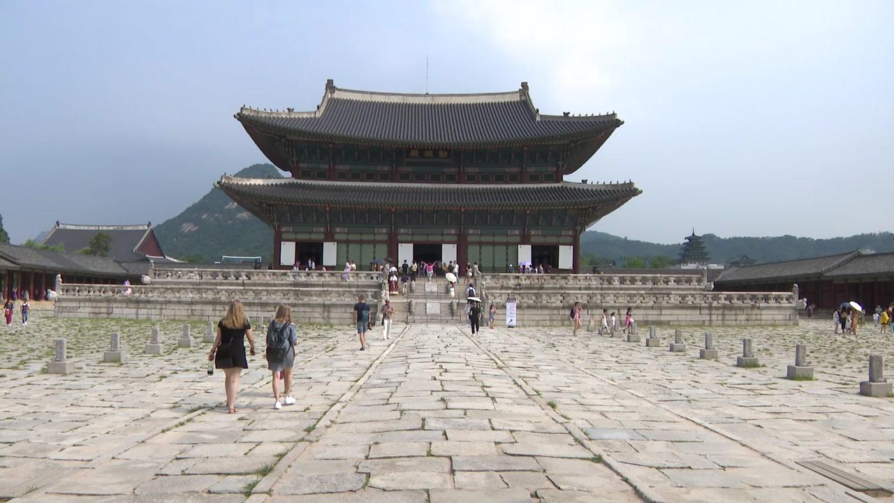 태풍으로 문 닫은 고궁·조선왕릉 내일 정상 개방