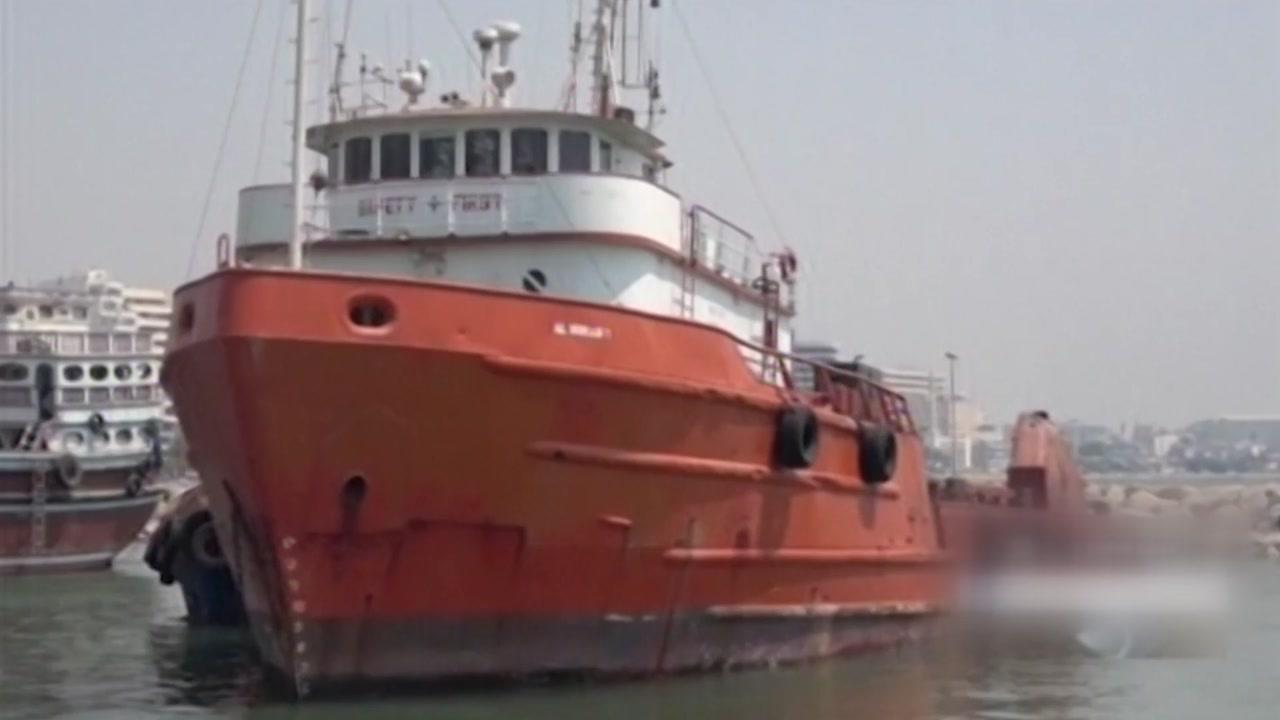 이란, 호르무즈 해협서 경유 밀수 선박 억류