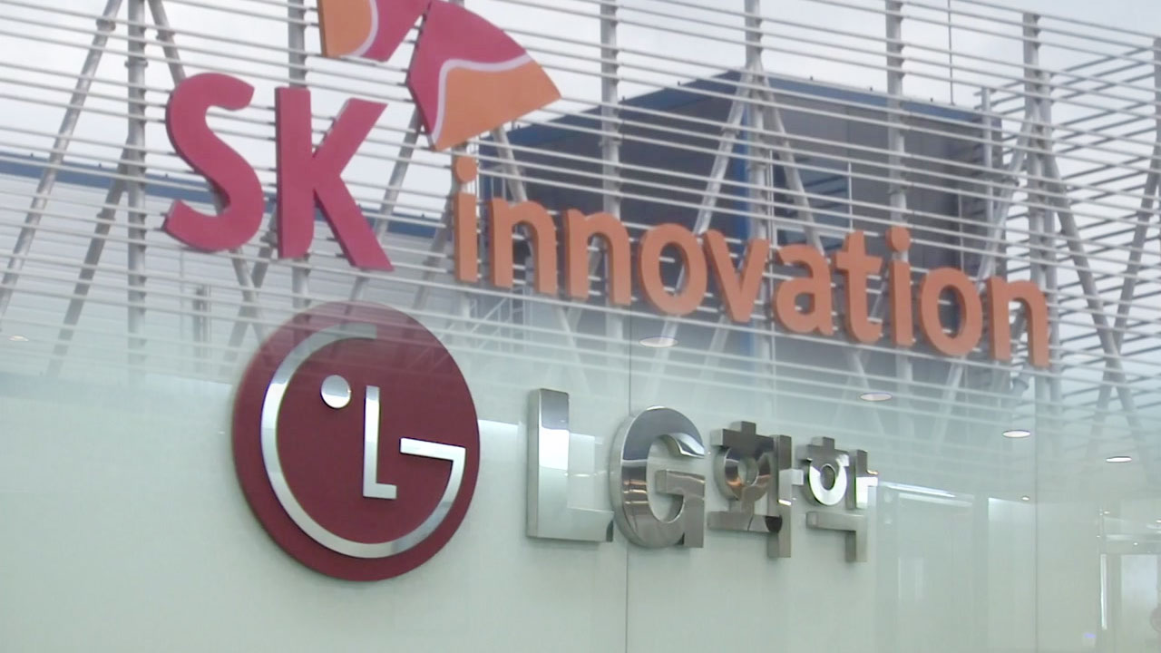 LG·SK 배터리 전쟁...반사이익 노리는 중국