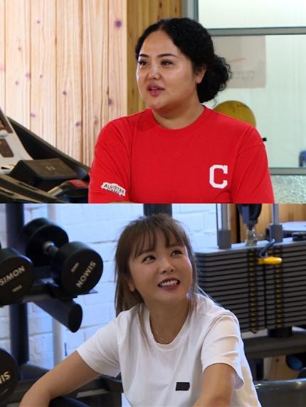 """20kg 감량""... 홍선영, '미우새'서 다이어트 비법 대방출"