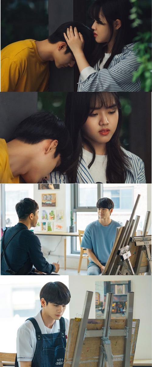 종영 앞둔 '열여덟의 순간' 김향기·옹성우 한밤의 힐링 데이트