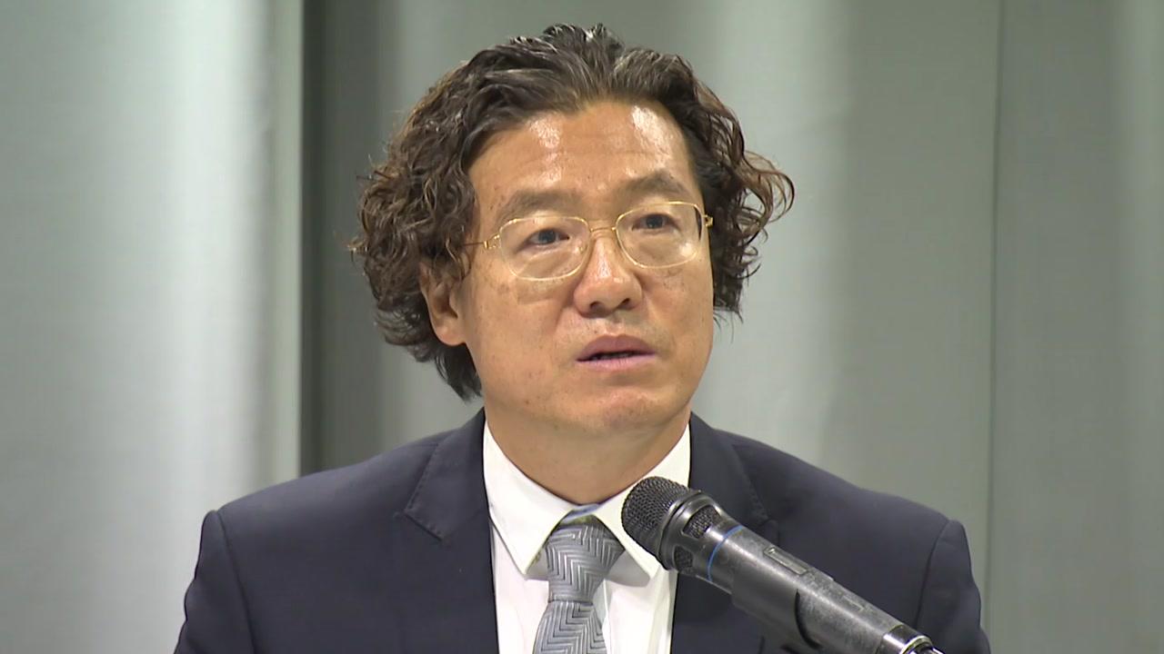"""김판곤 위원장 """"최인철 감독 의혹, 더 파고들지 못한 점 사과"""""""