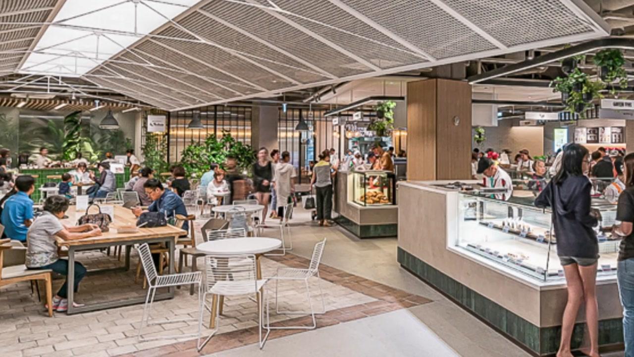[기업] 현대百 신촌점 식품관 재단장...20∼30대 선호 식당 입점