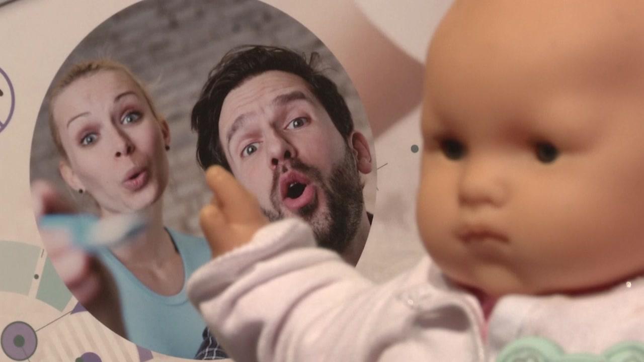 아기가 찍는 부모의 표정? 아이디어 빛난 전자제품들