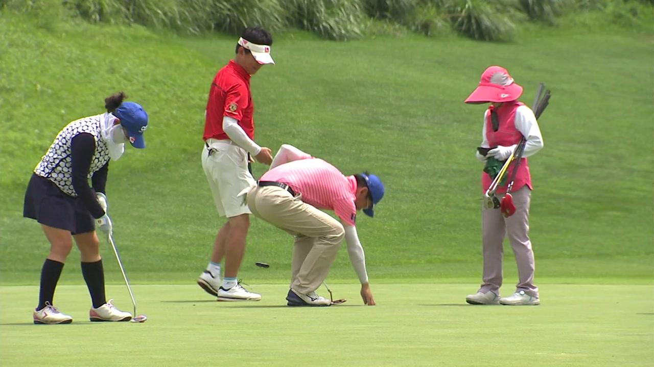 제주 찾는 중국 골프 관광객 ...지난해보다 두 배 늘어