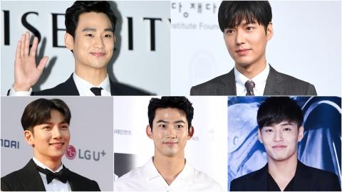 강하늘·김수현·옥택연·이민호·지창욱…전역★ 뜬 안방 설렘주의보