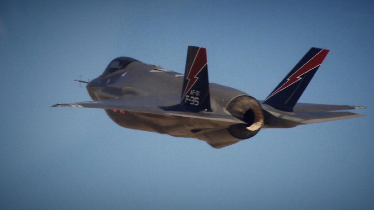 F-35A 스텔스기에 버럭하는 北...초라한 공군력 탓?
