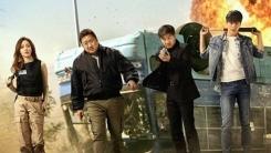추석 극장가 승자는 통쾌한 '나쁜 녀석들'...267만↑
