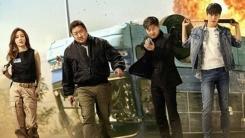 '나쁜 녀석들', 박스오피스 1위 수성...'분노의 질주' 시리즈 최고 흥행