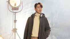 네파, 장기용 FW 시즌 화보 공개…올겨울 남친룩 추천