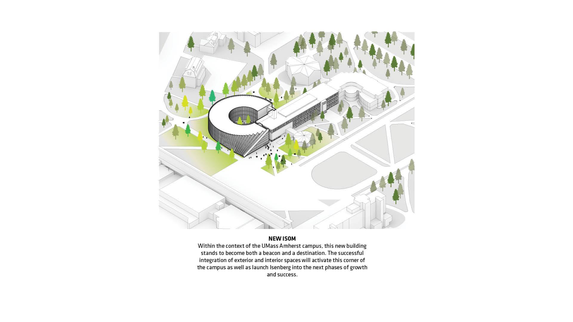 〔안정원의 건축 칼럼〕 도너츠형 매스에 도미노 효과로 얻어낸 역동적이면서 순환적인 건축 2