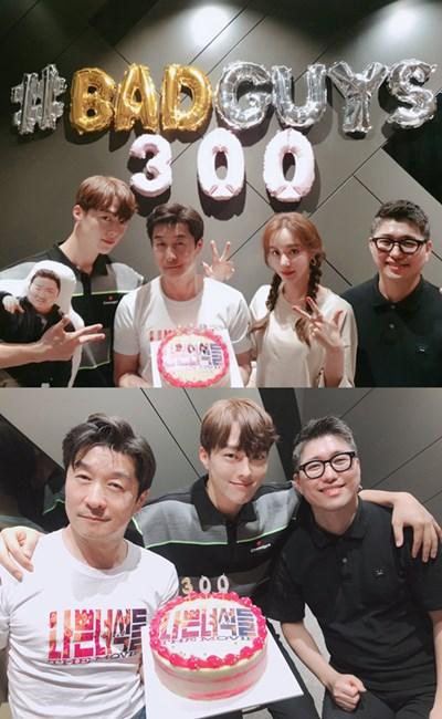 """""""'관상'과 동일한 속도""""...'나쁜녀석들', 개봉 7일 만에 300만 관객 돌파"""