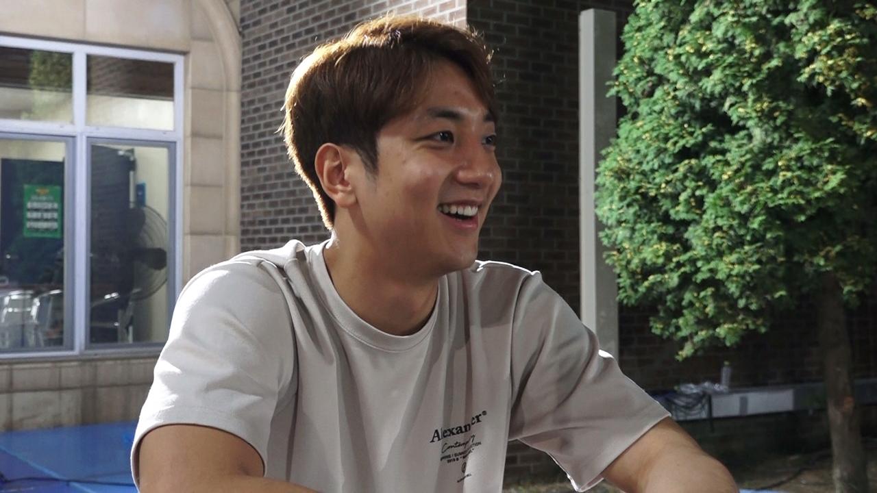 '뭉쳐야 찬다' 허재, 아들 허훈 응원 방문에 '의욕 폭발'