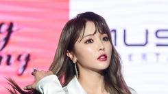 홍진영vs뮤직K, 계약 법적분쟁 시작…20일 첫 심문기일