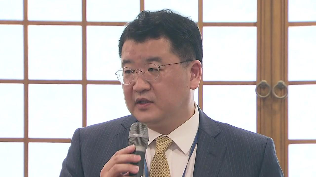 """靑 """"한미 정상회담, 비핵화 방안 협의"""""""