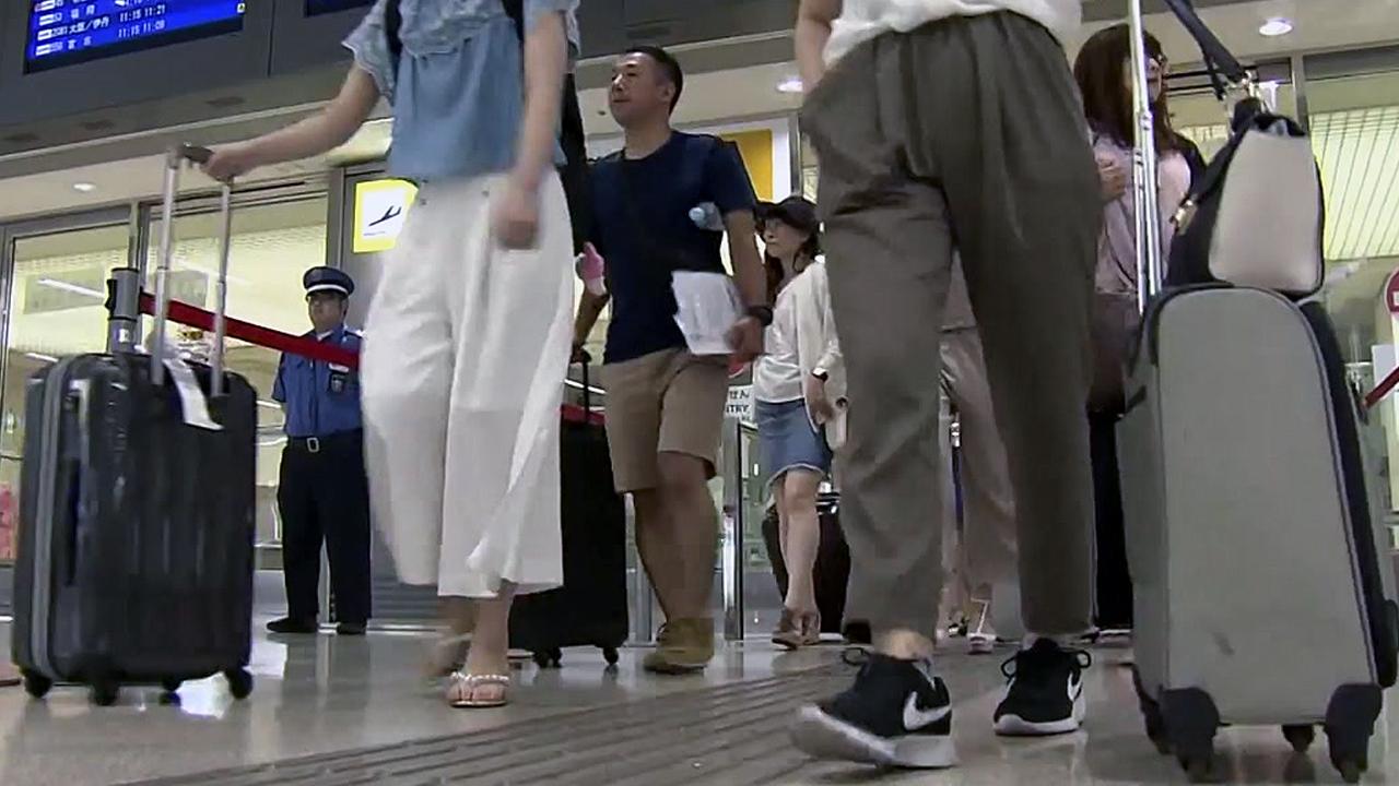 한국 관광객 급감하자...일본 정부의 반응