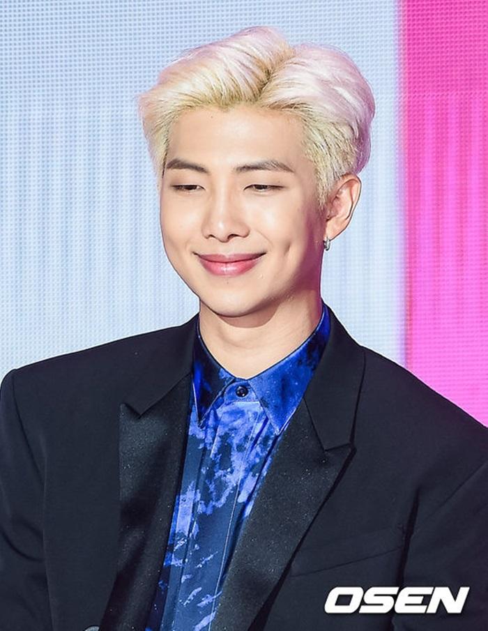 방탄소년단 RM, 청각장애 학생들 음악교육 위해 1억 원 기부