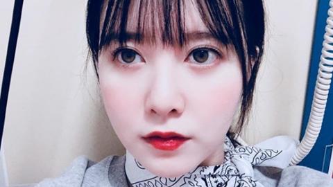 """구혜선, 밝아진 모습으로 퇴원 근황 공개 """"걱정해주셔서 감사"""""""