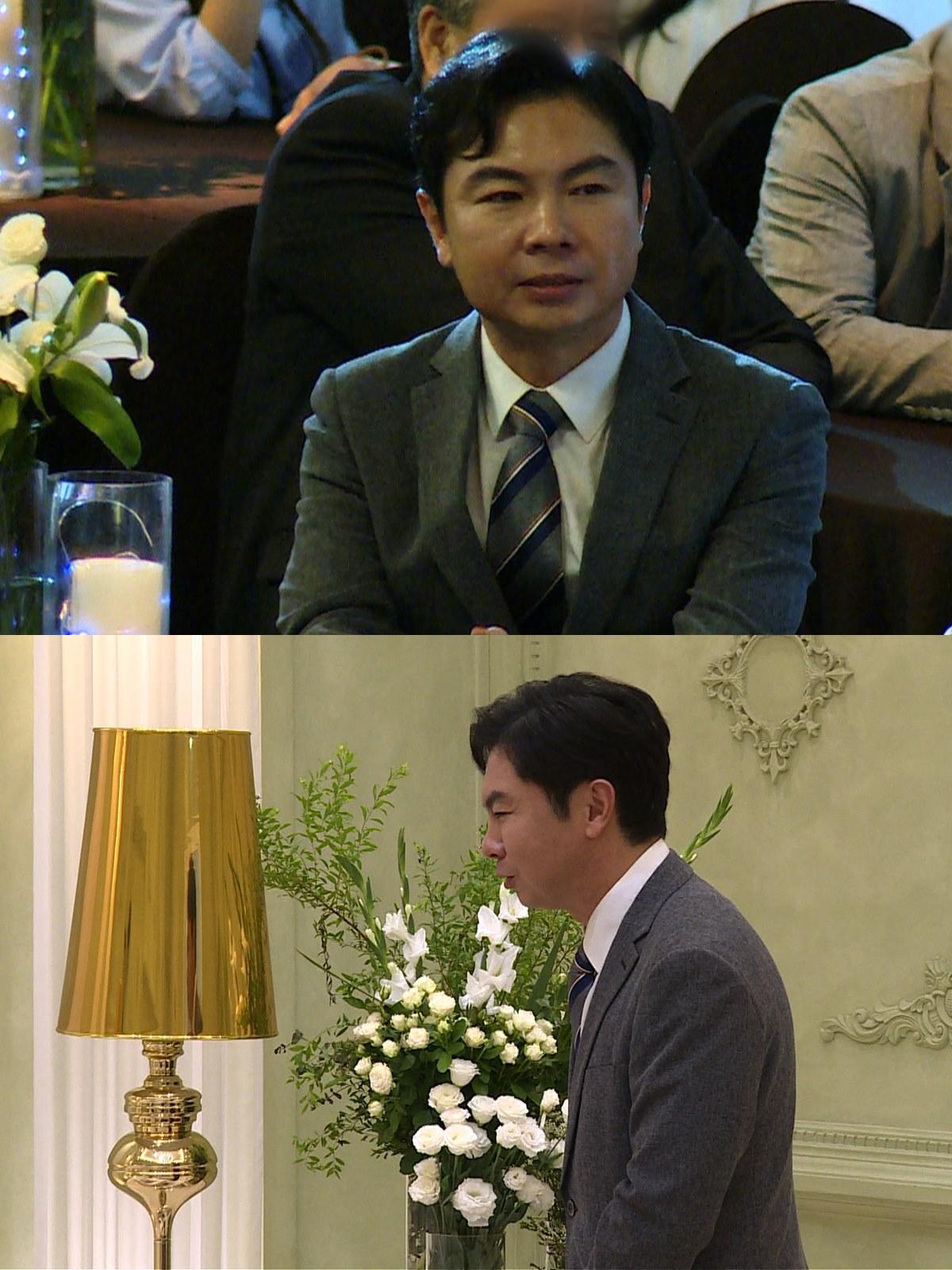 """'미우새' 임원희, 결혼식장서 눈물...신부母 """"미안하다"""" 무슨 일?"""