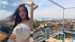 유적지서 반나체 노출 동영상? 베트남 여성 모델에 벌금형
