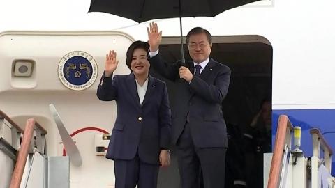내일 한미 정상회담…'비핵화 지원·동맹 강화' 논의