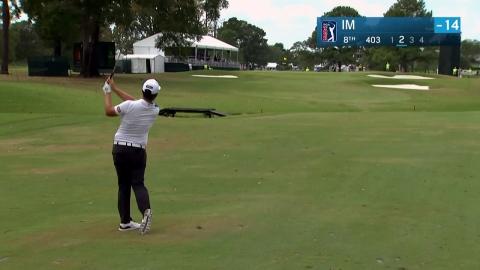 임성재, PGA 투어 샌더슨 팜스 챔피언십 아쉬운 연장 준우승